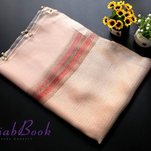 Tissue-pearl-exclusive hijab