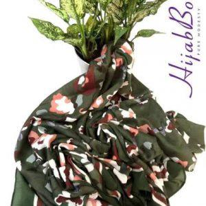 Flower-Printed-Viscos-Cotton-Hijab