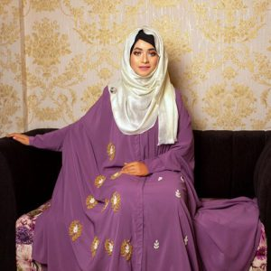 Exclusive-Abaya-Cape-Party