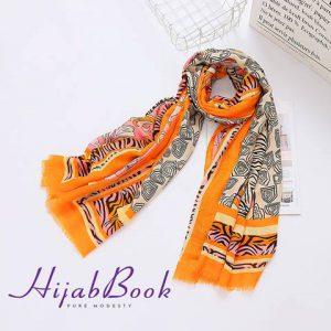 Floral-Printed-Voil-Viscos-Cotton-Hijab