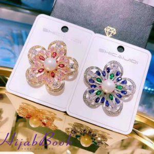 Exclusive-Brooch-Crystal-pearl